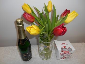 Speciální tulipány