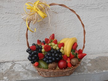Ovocný koš