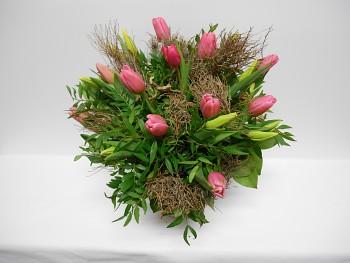 Kytice tulipány mix