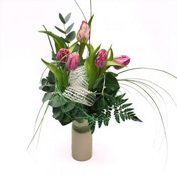 Pět tulipánů