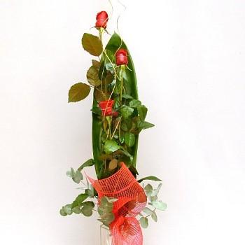 Kytice 3 růží