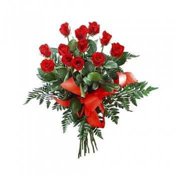 Kytice 18 růží